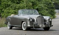1958 Mercedes-Benz 220S - Very rare but very desirable