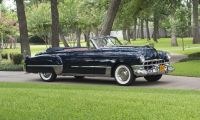 1949 Cadillac Series 62 Convertible Coupe - It's a Cadillac, needless to say, is it?