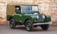 Land Rover Series/Defender - 1948/2016