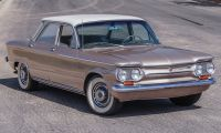 Chevrolet Corvair -  Beautiful and dangerous