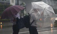 Mau tempo: Açores sob aviso amarelo devido a chuva e trovoada