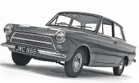 Ford Cortina Mk1 - The first in a long generation of successes