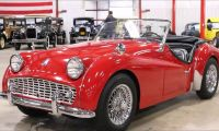 Triumph TR3 - Very special and competitive in its time