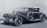 1928→1933 Mercedes-Benz 710 SS