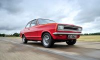 Vauxhall Viva - It marked English roads in the 70s