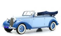 1937 Mercedes-Benz Typ 230 - Perfection on wheels
