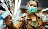 Máscaras em espaços fechados vão continuar a ser obrigatórias