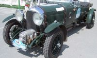 Bentley Blower - Glamour, Charm and performance