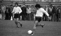 Morreu Sergio Saucedo, ex-avançado do Sporting