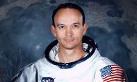 Morreu Michael Collins, astronauta da missão Apollo 11 que colocou primeiro homem na Lua