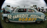Hudson Hornet - In the 50s a series of fabulous models - He was a champion in the Nash car at that time
