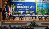 Tibério Dinis defende mais mecanismos para os Municípios  intervirem em caminhos e abastecimento de água ao setor