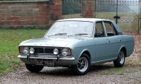 Ford Cortina GT MK II - The evolution