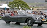 Jaguar XK120 -  24/5000 A very special feline