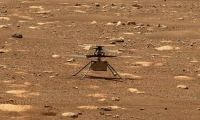 Primeiro voo de Marte agendado para esta segunda-feira