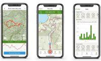 App AllTrails - Explore trilhos e partilhe os seus circuitos com os fãs de caminhadas, corridas e ciclismo de todo o mundo.