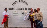Câmara Municipal da Praia da Vitória inaugurou  novo sintético do Campo Manuel Linhares de Lima