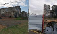 Obras no Hospital da Misericórdia e na Igreja das Concepcionistas em Angra completam um ciclo de recuperação de edif´cios detruídos pelo sismo de 1980
