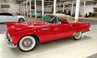 1955 - Ford Thunderbird - one of the best cars in that time