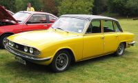 Triumph 2000 - 1963 - 1977 - Was a nice car with some problems