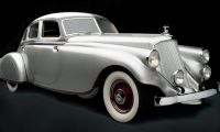 1933 Pierce-Arrow Silver Arrow - Rare and Beautiful - It is not?