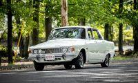 Rover P6 - British classic nice car