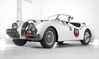 Jaguar XK120 - A piece of art - 1948 - 1954