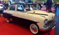 Vauxhall Cresta E - Robust and Reliable