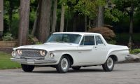 1962 Dodge Dart - Maybe a little different? Was that her beauty?