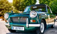 Triumph Herald - Small and Beautiful