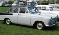 A55 Cambridge Mark II - 1960 Austin Cambridge - A robust family member