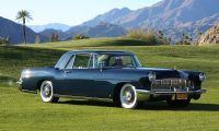 Continental Mark II - what to say to such a luxurious beauty?