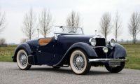 Mercedes 170 cabriolet - 1934