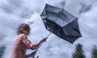 Mau tempo: Depressão LOLA afeta  grupos ocidental e central dos Açores