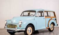 Morris Minor - The Ugly Duckling that took us everywhere