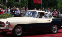 1955 - The Jaguar XK140 By Ghia - Only 4 units were built