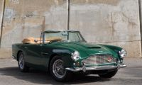 Aston Martin DB4 - Fantastic car