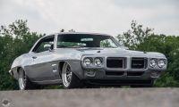 If Looks Could Kill: Pro-Touring 1969 Pontiac Firebird - ONE BEATIFUL BEAST