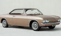 1965 Chevrolet Corvair - Very innovative in its time and incredibly beautiful