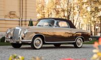 Mercedes-Benz 220 S Cabriolet - Pure beauty