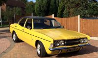 Ford Cortina MK III - 1970–1976 - The evolution of a popular british model