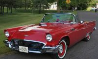 1957 - Ford Thunderbird - Very nice american classic car