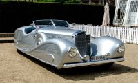935 Mercedes-Benz 540K Streamline Roadster by Erdmann & Rossi