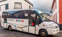 """""""Praia da Vitória Bus"""" com média mensal  de 1000 passageiros transportados"""
