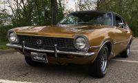 Ford Maverick - No Brasil entre 1973 e 1979