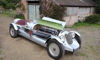 """The Meteor 27 Litre V12 Special - Powered by Rolls Royce - """"A gem of British engineering"""""""