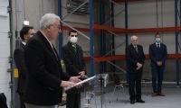 Vice-Presidente do Governo destaca importância estratégica do Terminal de Cargas da Aerogare Civil das Lajes