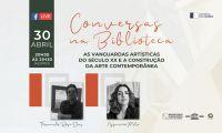"""Sessão de """"Conversas na Biblioteca"""" de Angra do Heroísmo subordinada ao tema """"As Vanguardas Artísticas do século XX e a Construção da Arte Contemporânea"""""""