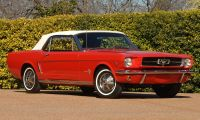 1964 Ford Mustang - The begin of a long way