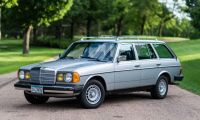 Survivor: 1982 Mercedes 300TD WAGON
